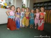 Nejmladší tanečnice