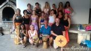 Tančíme s Majkou na Šoltě + Trogir + návrat z Chorvatska přes  Omiš