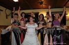 Tančíme Lídě na svatbě-přejeme hodně štěstí - říjen 2012