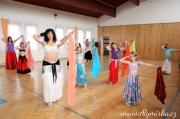 Taneční tábor v Tanečním studiu Alymirka 2017      Amani
