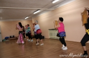 Tančící seniorky z KSK Liberec