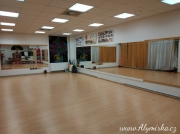 Pronájem sálu na tanec, jógu, cvičení, zpěv, kytaru...