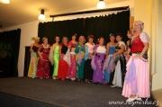 Seniorky z Kontaktu tančí v PKO - 20let U3V