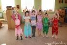 Nejmladší tanečnice-školka