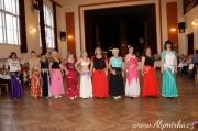 Seniorky tančí v PKO na Šibřinkách