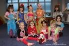 MŠ břišní tanec čertíků - prosinec 2012