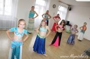 Taneční tábor v TSA Barvířská-červenec