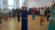 Tančící seniorky Jablonec